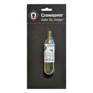 CrewSaver Баллончик CO2 для перезарядки спасательных жилетов CrewSaver 10034 38 г