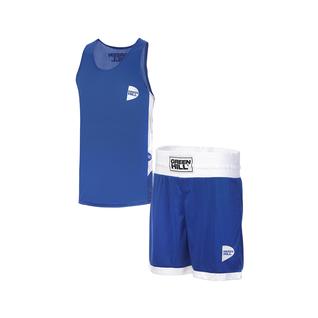 Форма для бокса Green Hill Bsi-3805 Interlock, детская, синий размер 14 лет