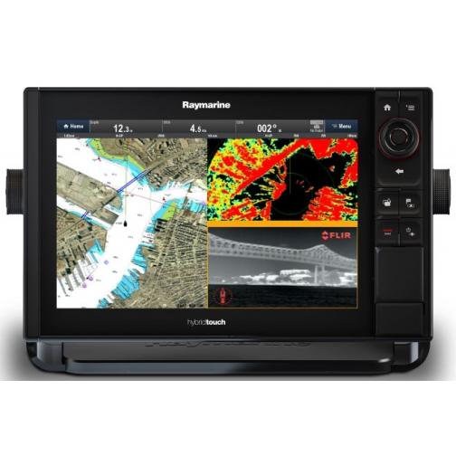Эхолот-картплоттер Raymarine eS128 Hybridtouch Wi-Fi, DownVision (E70285) 36991177