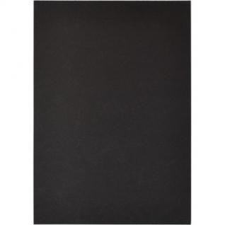 Обложки для переплета картонные Promega office чер.кожаА3,230г/м2,100шт/уп.