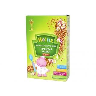 Гречневая низкоаллергенная кашка Heinz (с 4 мес.), 200 гр.