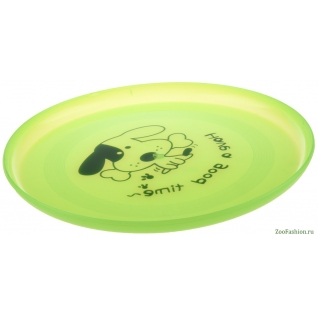 """Игрушка для собак """"Фрисби"""" 1 шт. (20см)"""