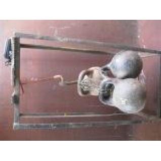 Крюк для открывания люков колодцев наконечник искробезопасный КНМ-1-1000
