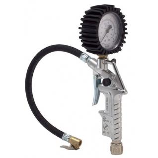 Пистолет для накачки шин с манометром OMG D.63 (атестован СЕЕ) ART.73 7300.01