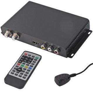 Автомобильный цифровой ТВ-тюнер Incar DTV-15
