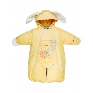 Конверт для новорожденного, Весна-Осень, Желтый