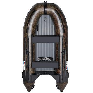 Лодка SMarine AIR-470 (болотистый камуфляж/черный) IB Sun Marine