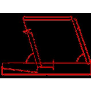 """FORWARD DAKOTA 26 1.0, Велосипед горный (МТВ) (колёса 26"""", рама 16,5"""" сталь, 18 скоростей, тормоза (V-brake) Promax TX-119, передний переключатель Shimano Tourney TZ TZ30, задний переключатель Shimano Tourney TY TY21B, манетки Shimano Tourney RS35)"""