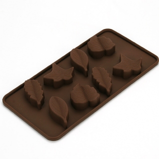 20195 Форма для шоколада на 8шт MB (х48) Unico