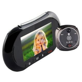 """Беспроводной видеоглазок """"SITITEK i3"""" для входной двери с датчиком движения и записью 59924"""