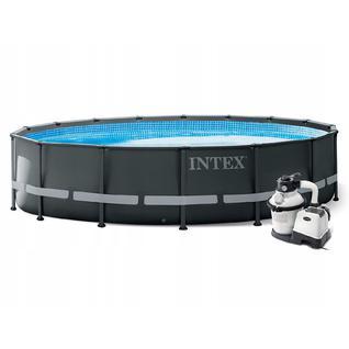 Intex Каркасный бассейн Intex, 26326 Ultra Frame 488х122см ,19156л