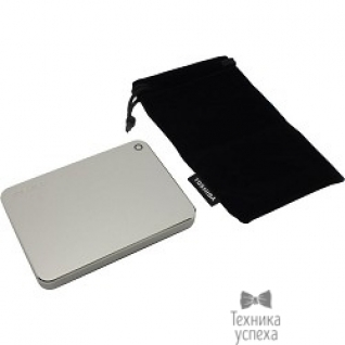"Toshiba Toshiba Portable HDD 1Tb Stor.e Canvio Premium HDTW110EC3AA USB3.0, 2.5"", серебристый"