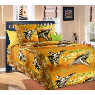 Комплект детского постельного белья 1,5-спальный Стражи неба, бязь