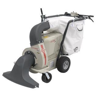 Аккумуляторный колесный садовый пылесос Cramer LS 5000 E SW