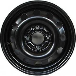 Колесные диски ТЗСК Ford Focus 6x15 5x108 ЕТ52.5 63.3 черный