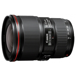 Canon EF 16-35mm f/4L IS USM*
