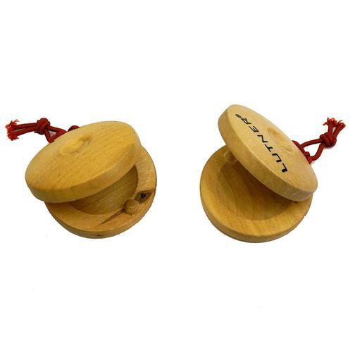 Кастаньеты деревянные Lutner 36980503