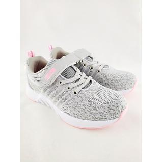 ls-C6077-3 кроссовки для девочки серый Baas (31-36) (36)
