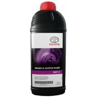 Тормозная жидкость TOYOTA DOT4 1.0л 0882380112