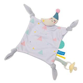 """Развивающие игрушки для малышей TAF TOYS Taf Toys 12115 Таф Тойс Платочек-прорезыватель """"Луна"""""""