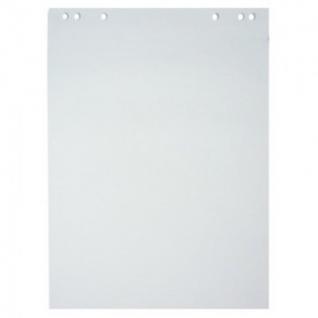 Блок бумаги для флипчартов белый 67,5х98 50 лист. 5 бл/уп 80гр.