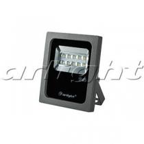 Arlight Светодиодный прожектор AR-FLG-FLAT-ARCHITECT-10W-220V White 50x70 deg