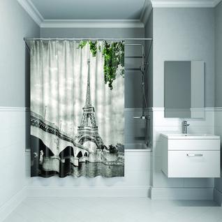 Штора для ванной комнаты IDDIS 541P18Ri11