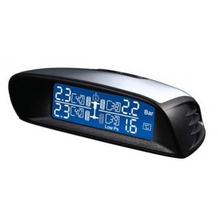 Система контроля давления и температуры в шинах ParkMaster TPMaSter TPMS 4-04 (4 внутренних датчика + парктроник)