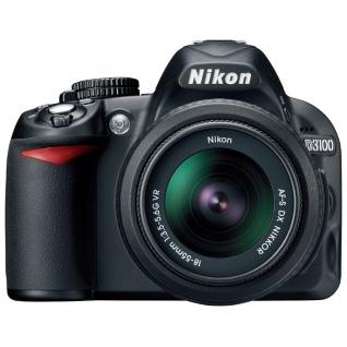 Nikon D3100 Kit 18-55mm DX
