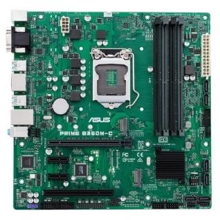 Asus Материнская плата Asus PRIME B360M-C Soc-1151v2 Intel B360 4xDDR4 mATX AC`97 8ch(7.1) GbLAN+VGA+HDMI